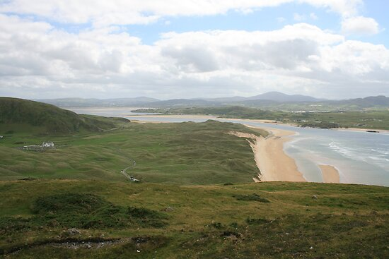 Donegal view by John Quinn