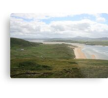 Donegal view Metal Print