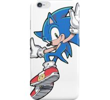 Sonic Jumping iPhone Case/Skin