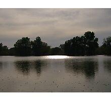 Perfect Lake View 2 Photographic Print