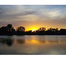 Perfect Lake View 4 Photographic Print