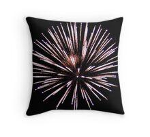 Fireworks_2 Throw Pillow