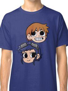 2-Up! Colour Edition Classic T-Shirt
