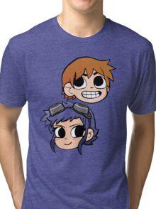 2-Up! Colour Edition Tri-blend T-Shirt