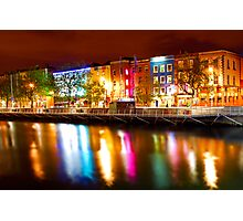 The Colors of Dublin Photographic Print