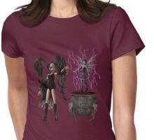 Witchcraft Tee Womens Fitted T-Shirt
