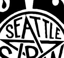 Seattle is SUPERNATURAL Sticker