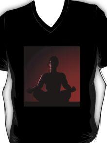 Power of meditiation... T-Shirt