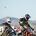 Two Boys; A Day In The Dirt; Throttle push presses the win; Palmdale, CA Days In The Dirt 2008 by leih2008