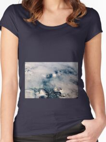 Polar Ice Cap Women's Fitted Scoop T-Shirt