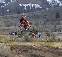 Honeylake MX - Milford Creek, CA; Nce Air shot!  Celebrating Loretta Lynns' Motocross Qualifier by leih2008