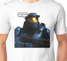i like me Unisex T-Shirt