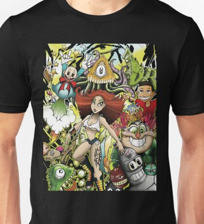 Disfunctional Reality Unisex T-Shirt