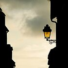 Fourgeres Lamplight by ragman