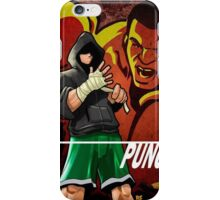 mike tysons punchout! iPhone Case/Skin