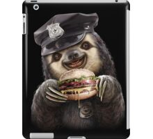 BURGER COP iPad Case/Skin