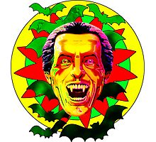 Dracula in the sun  Photographic Print
