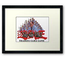 Secret Rare George Costanza  Framed Print