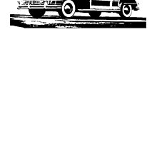 Chrysler Town & Country Convertible 1948 by garts