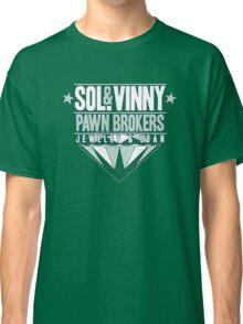 Sol & Vinny Pawn Brokers Classic T-Shirt