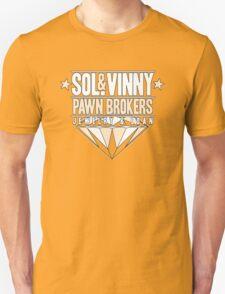 Sol & Vinny Pawn Brokers Unisex T-Shirt