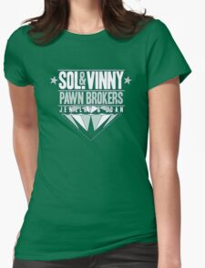 Sol & Vinny Pawn Brokers Womens Fitted T-Shirt
