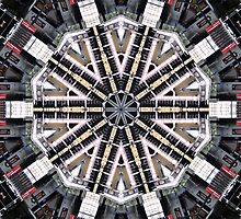 Chase Field Fridays Wide Angle Design by KLPhair