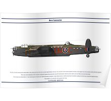 Lancaster Canada 3 Poster