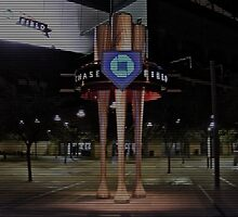 Chase Field Figure Blinds by KLPhair
