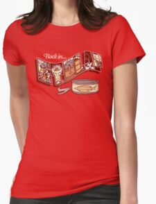 Back in St. Olaf Womens Fitted T-Shirt
