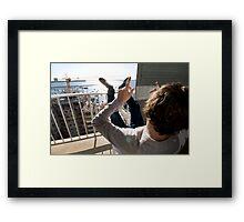 Philippe Framed Print