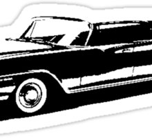 Chrysler New Yorker Hardtop Sedan 1961 Sticker