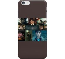 Harry Potter Collage HD iPhone Case/Skin