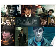 Harry Potter Collage HD Poster