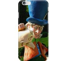 A Mad Tea Party iPhone Case/Skin