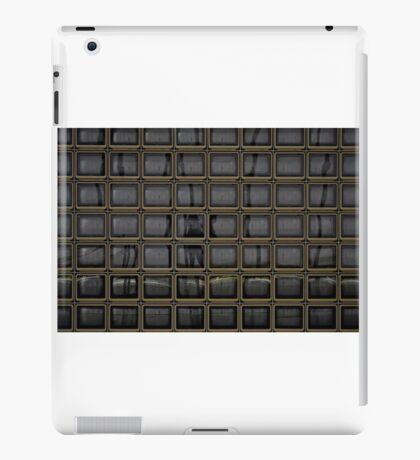 TV Texture iPad Case/Skin