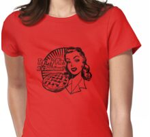 Try My Pie Womens Fitted T-Shirt