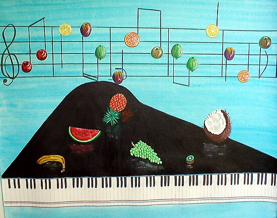 Fruity Tunes by Sandy Wager
