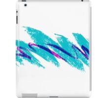 90s Jazz Streak iPad Case/Skin