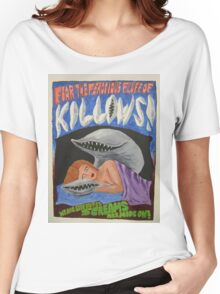 Killows -- The scariest movie that never was. Women's Relaxed Fit T-Shirt