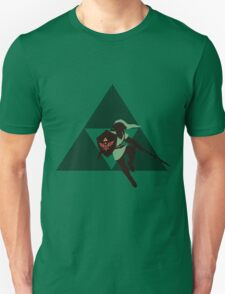Link (LOZ) - Sunset Shores T-Shirt