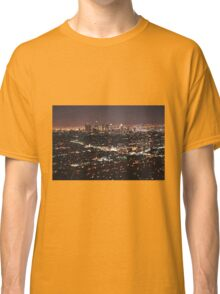 Los Angeles Skyline Classic T-Shirt