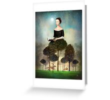 Fable Greeting Card