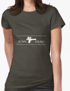 Juan Deag Womens Fitted T-Shirt