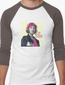 Ramona Flowers - We all have baggage Men's Baseball ¾ T-Shirt