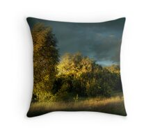 Nature Reserve Throw Pillow