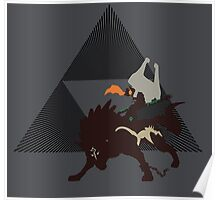Midna - Sunset Shores Poster