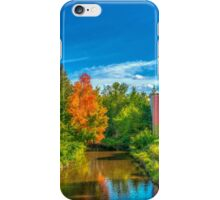 A Touch of Fall iPhone Case/Skin