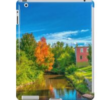 A Touch of Fall iPad Case/Skin