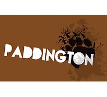 Paddington Photographic Print